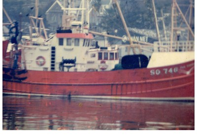 Trawler of old